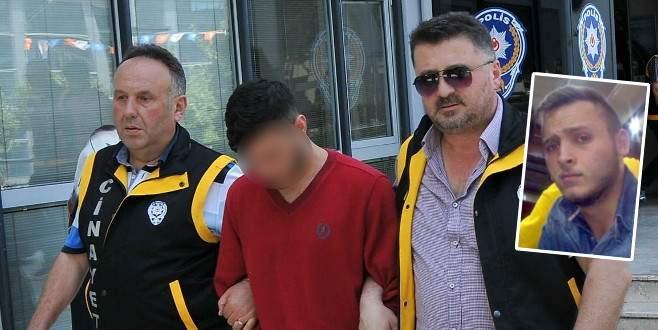 Bursa'daki omuz atma cinayetinde karar verildi