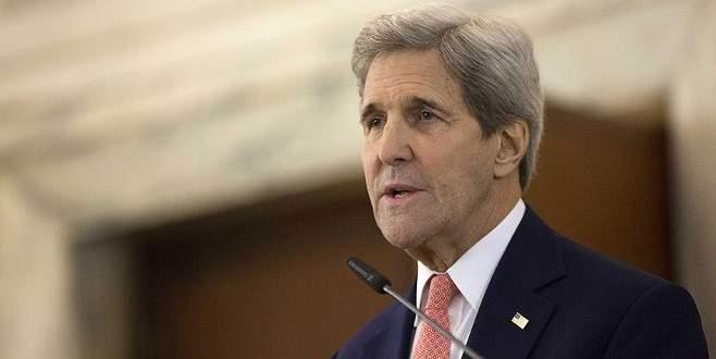 Kerry: 'İran'a çok kızgınım'