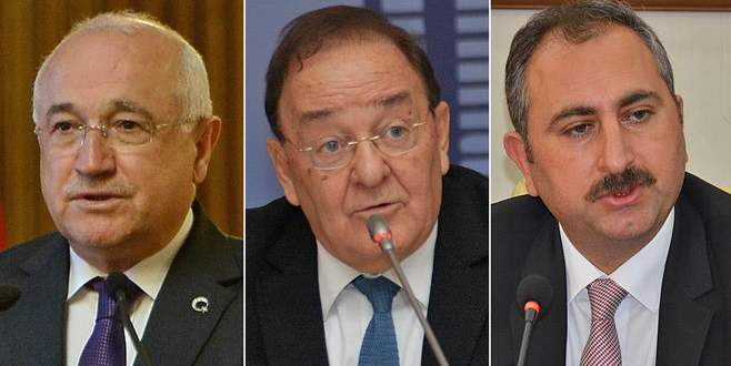 AK Parti'nin TBMM Anayasa Uzlaşma Komisyonu üyeleri belirlendi