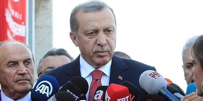 Erdoğan'dan Gürsel Tekin hakkında suç duyurusu