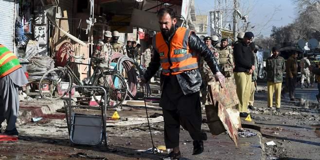 Pakistan'da patlama: 10 ölü