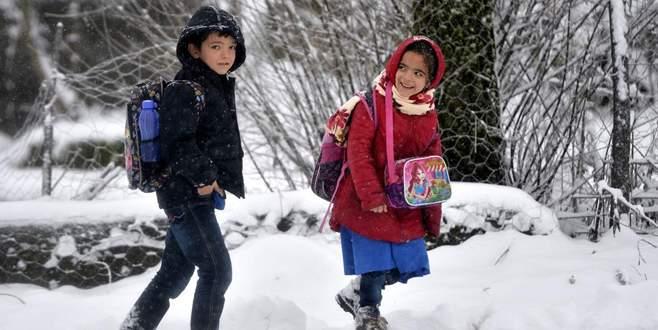 Bursa'da yarın okullar tatil (20 Ocak 2016)