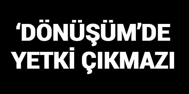 2 belediyeden Bursa'yı dönüştürecek yetki talebi