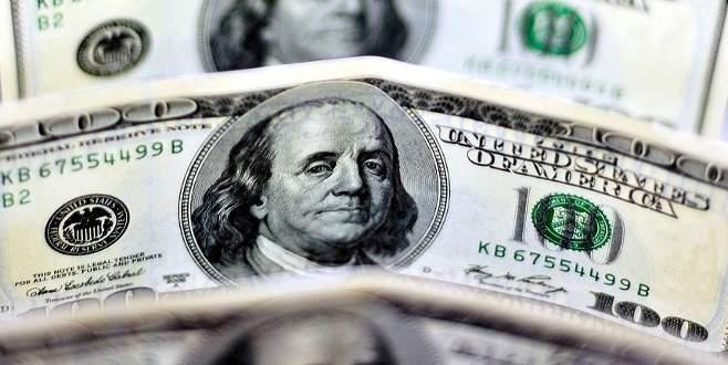 Dolar 3,06 TL'yi gördü