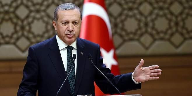 Erdoğan: 'Bu namus ve şeref fukaraları için…'