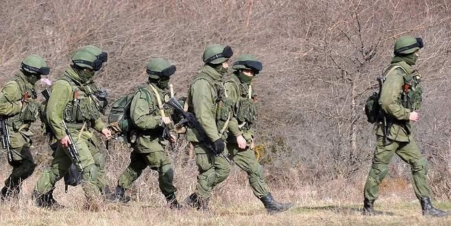 Rus askerlerinin Kamışlı'ya geldiği iddia edildi