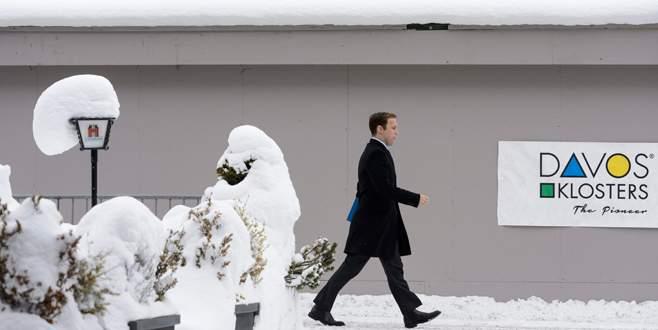 Dünya ekonomisinin kalbi Davos'ta atıyor