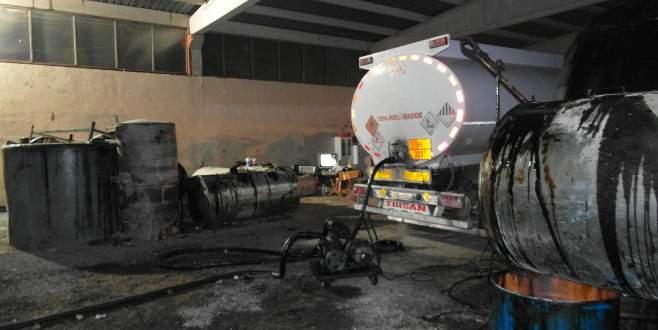 Petrol boru hattından akaryakıt çalıp PKK'ya finanse etmişler