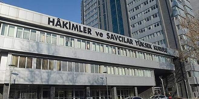 HSYK, 4 hakimi ihraç etti