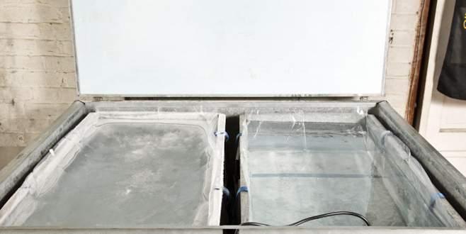 Derin dondurucuda çocuk cesetleri bulundu