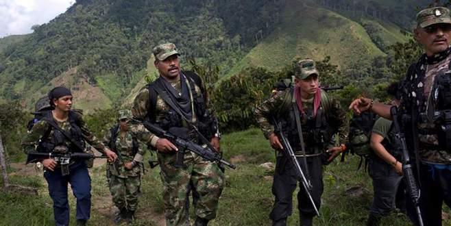 FARC gerillaları serbest bırakıldı