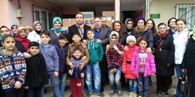 AK Parti Osmangazi'den örnek olacak proje