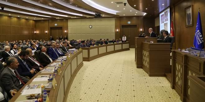 'Otoparklar Bursa'nın güvenliğine katkı sağlıyor'