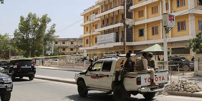 Somali'de bombalı saldırı: En az 20 ölü