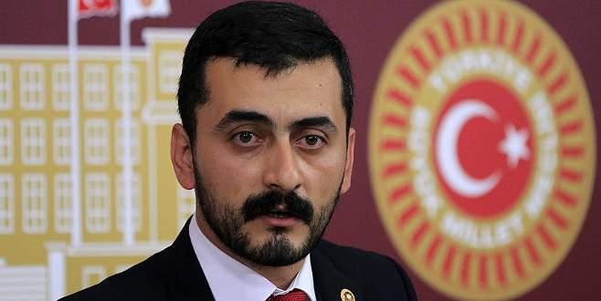 CHP Milletvekili Eren Erdem hakkında fezleke