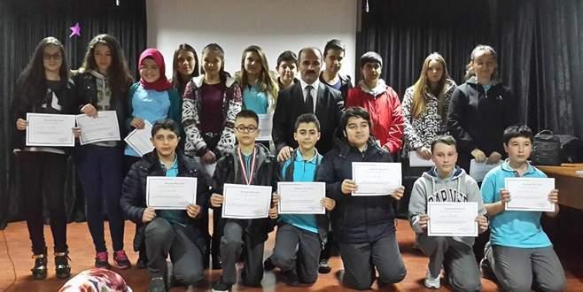 Cavit Çağlar Ortaokulu'ndan TEOG'da yine büyük başarı