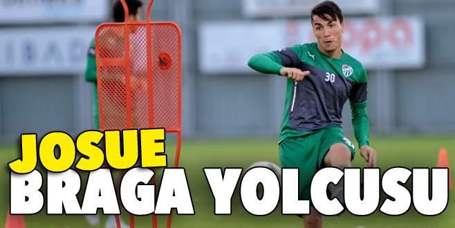 Josue Braga yolcusu