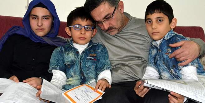 300 TL'lik nafakayı ödeyemeyen 3 çocuk babası tutuklandı