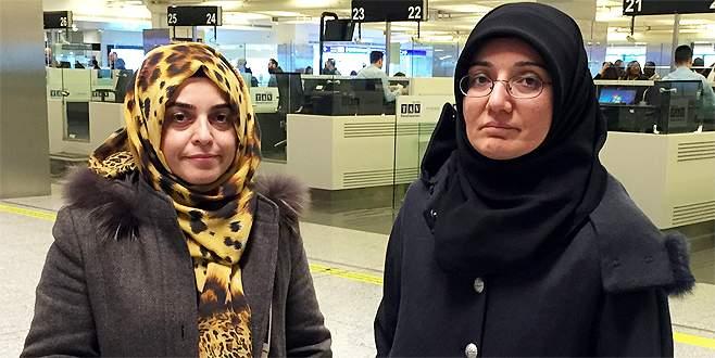 Tacikistan'da gözaltına alınan avukatlar Türkiye'de