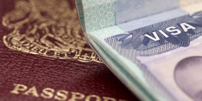 3 dakikada Türkiye vizesi aldılar