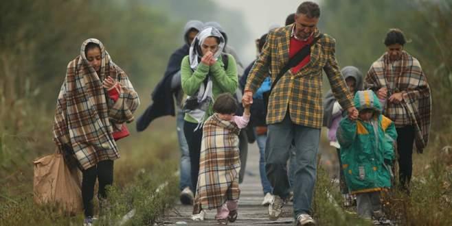 Japonya'dan mültecilere ret