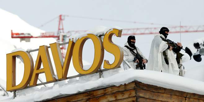 Davos'ta uyuşturucu skandalı
