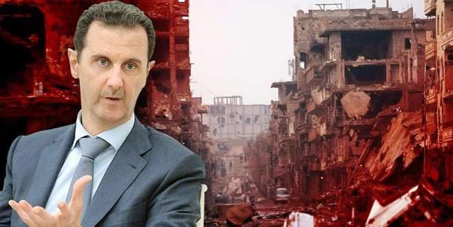 Esad'dan stratejik darbe
