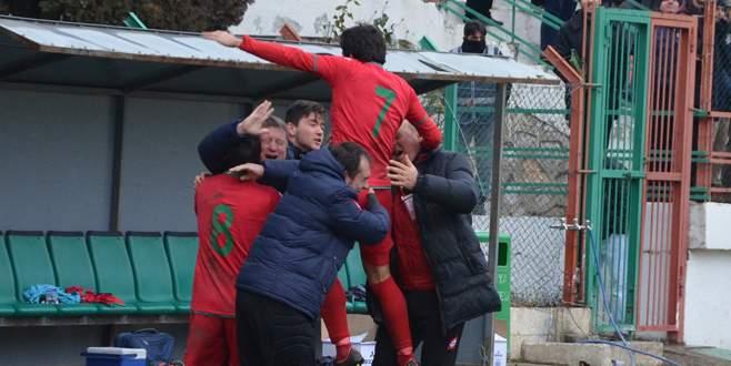 Poyraz'ı Bebbe uçurdu: 1-0
