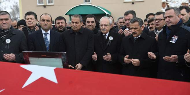 Kamer Genç için Tunceli'de cenaze töreni düzenlendi
