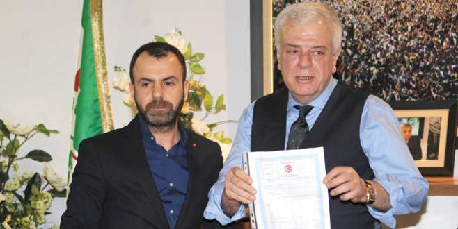 Cemil Parlakay arazi bağışladı
