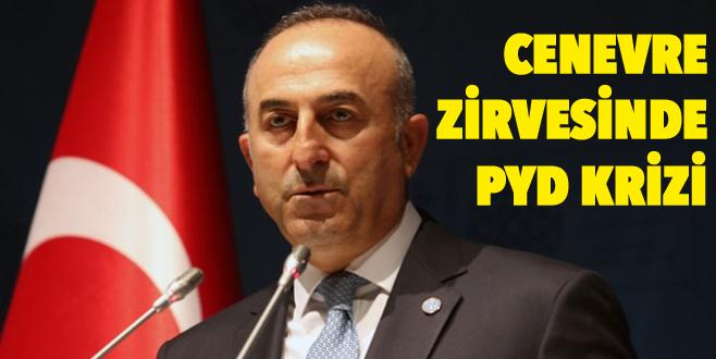 'PYD davet edilmişse boykot ederiz'