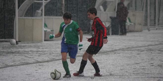 Yeşil Bursa geç açıldı: 3-0