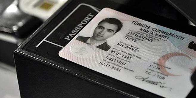 Onaylandı! Nüfus cüzdanı tarih oluyor