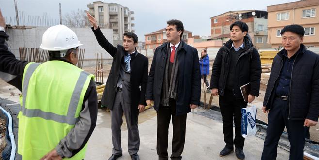 'Panorama 1326 Bursa' Güney Kore'ye örnek oldu