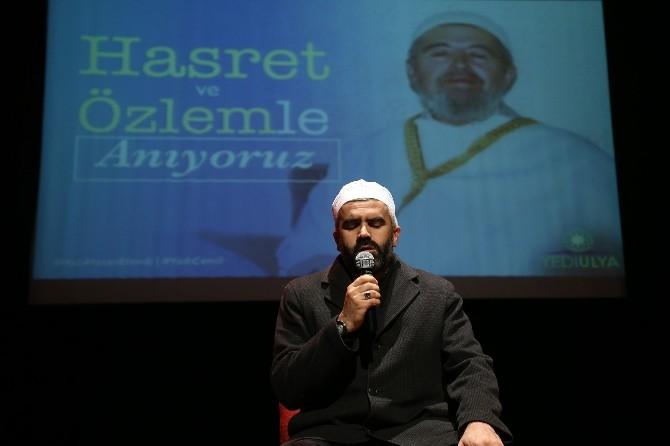 """""""Yahyalılı Hacı Hasan Efendi Etrafına Güzellikler Saçan Bir Elmastı"""""""