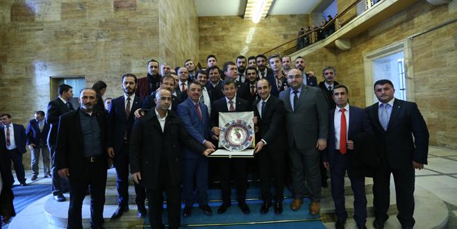 AK Parti Yıldırım'dan Ankara'ya çıkarma