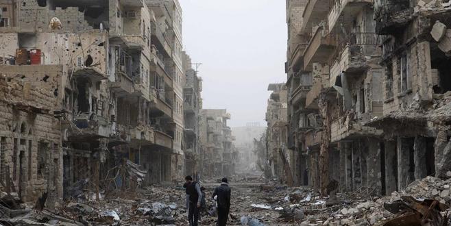 Suriye'nin geleceği masaya yatırılıyor