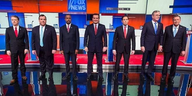 ABD'de başkan aday adayları kozlarını paylaştı