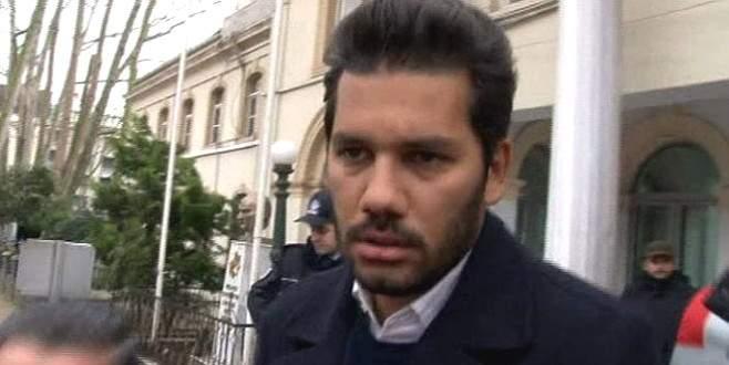 Rüzgar Çetin tutuklandı