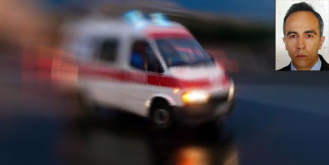 Yol kenarında kanlar içinde bulunan adam kurtarılamadı