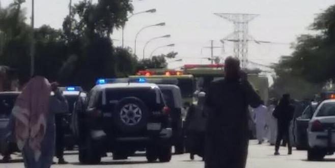 Şii camiine saldırı