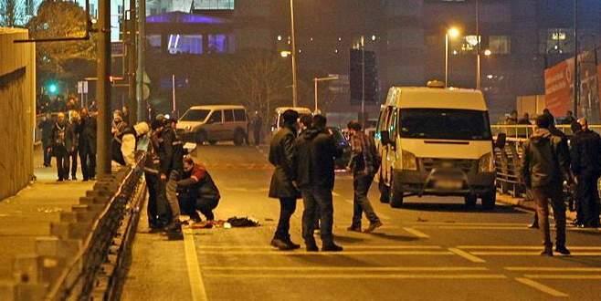 İstanbul'da canlı bomba iddiası! Şüpheli bacağından vuruldu!