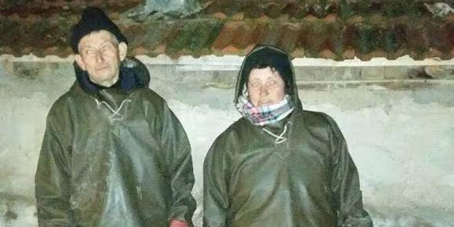 Gölde kaybolan yaşlı çift 14 saat sonra geri döndü