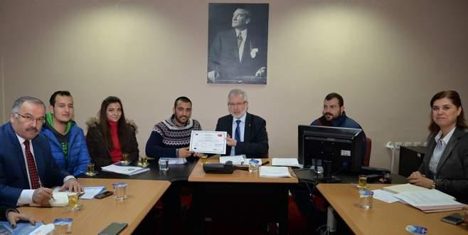 AB Bakanlığı'ndan UÜ'lü öğrencilere büyük destek