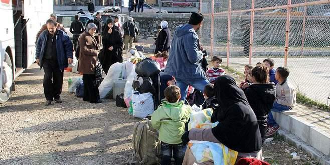 Bayırbucak bölgesinden kaçanlar Türkiye'ye sığınıyor