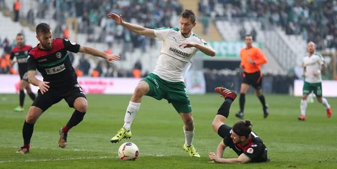 Bursaspor 1-2 Amed Sportif Faaliyetler (Maç Sonucu)