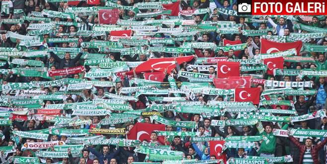 Bursaspor – Amed Sportif Faaliyetler maçından kareler