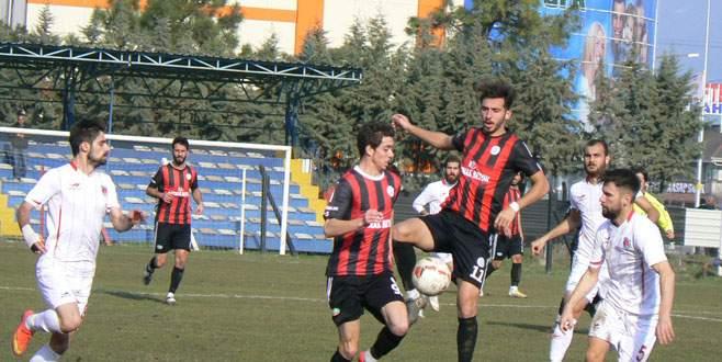 Orhangazispor'a Sancaktepe çarptı: 0-1