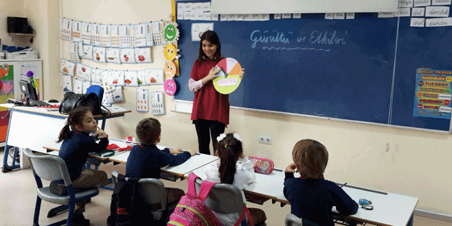 Okullarda gürültü kirliliği eğitimi