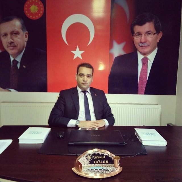 AK Partili Gençlerden Kitap Bağışı Kampanyası